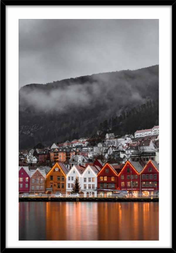Rahmenbild Bergen