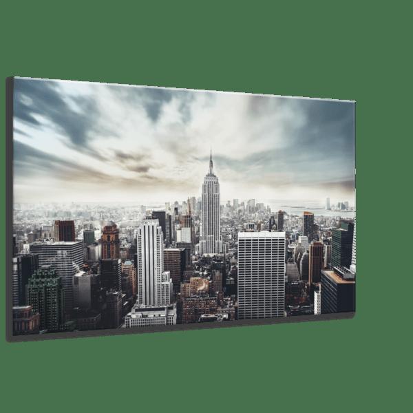 Glasbild Loft Ansicht schräg