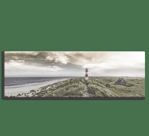 Wandbild Beacon View 1 | Leinwand | 45 x 140 cm