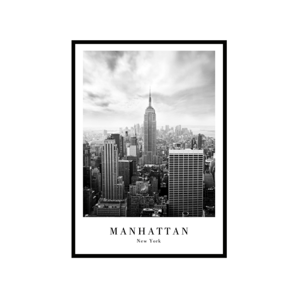 Rahmenbild Manhattan