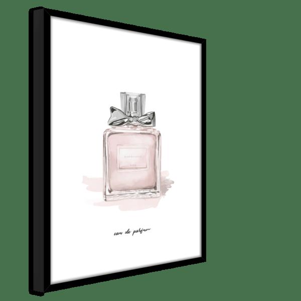 Rahmenbild Perfume Ansicht schräg