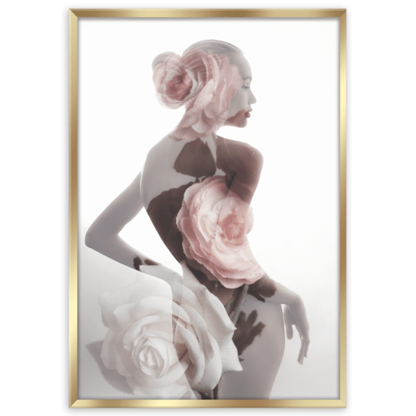 Rahmenbild Feminine