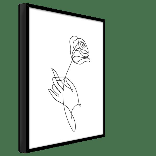 Rahmenbild Beauty Ansicht schräg