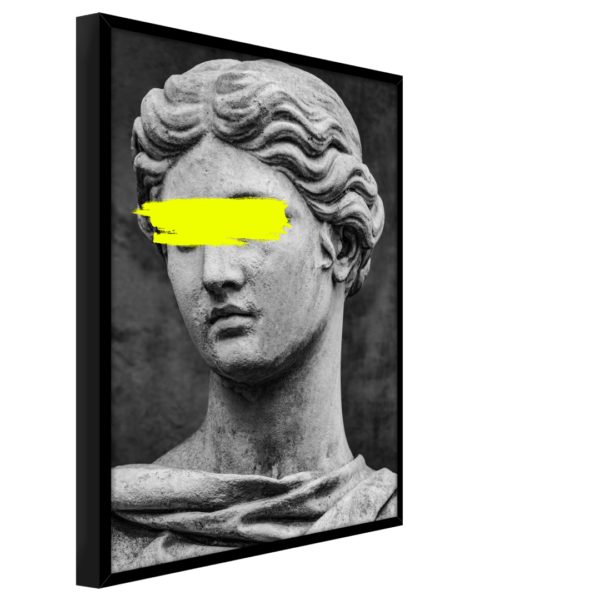 Rahmenbild Venus Ansicht schräg