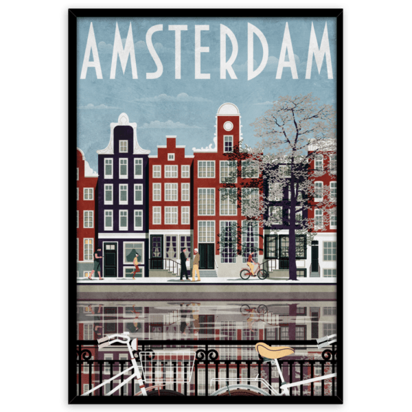 Rahmenbild Amsterdam