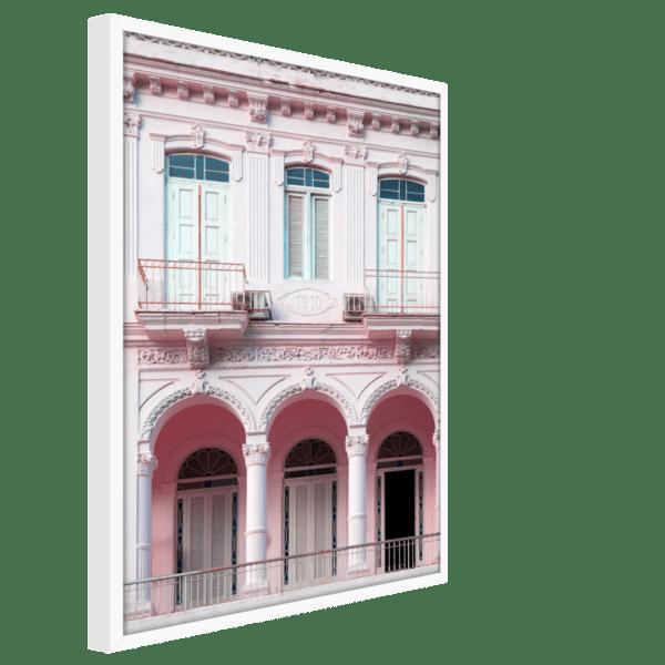 Rahmenbild Havana Ansicht schräg
