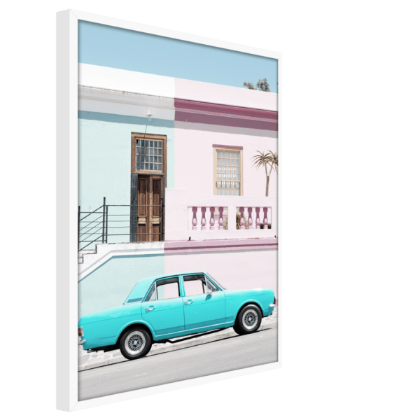 Rahmenbild Cortina Ansicht schräg
