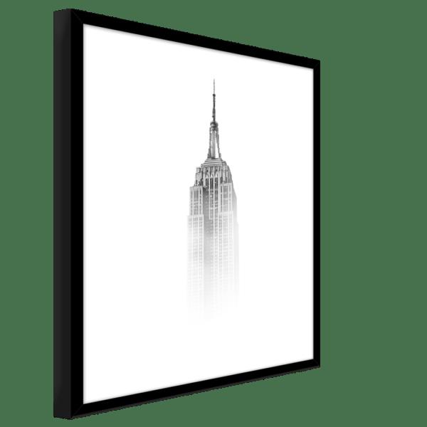 Rahmenbild Fog Ansicht schräg