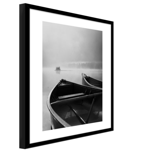 Rahmenbild Boats Ansicht schräg