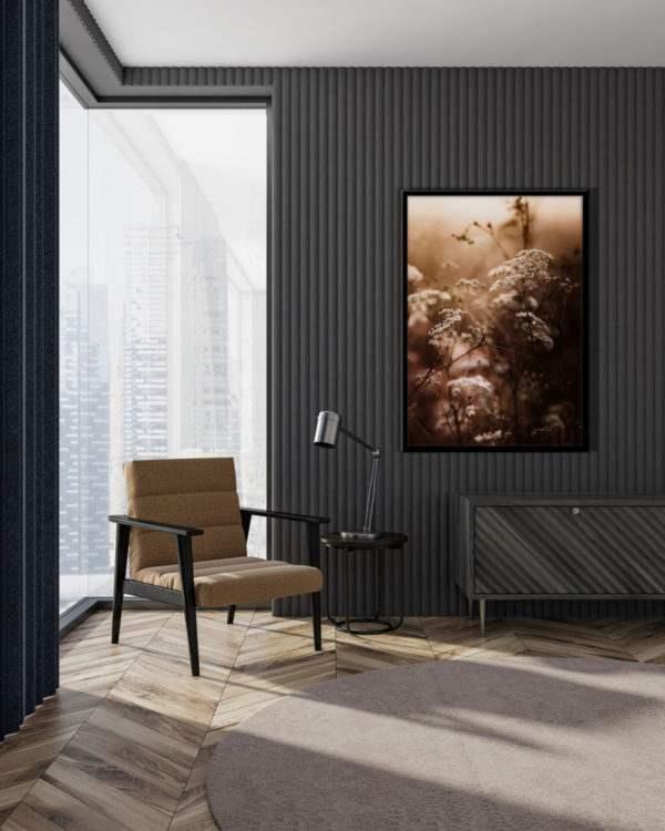Rahmenbild Autumn im Wohnzimmer
