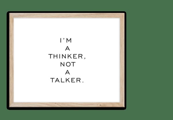 Rahmenbild Talker
