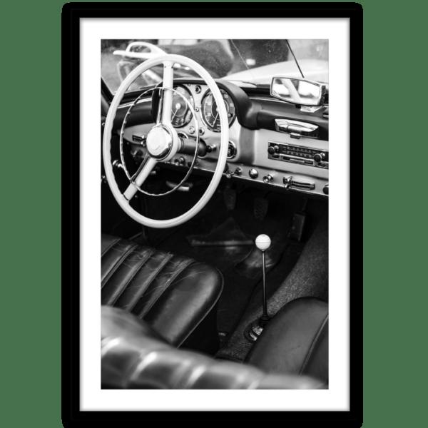 Rahmenbild Cockpit
