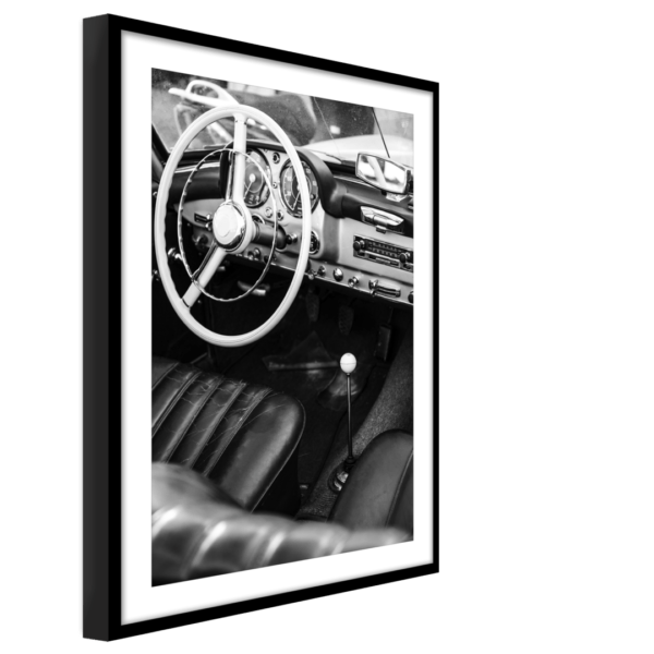 Rahmenbild Cockpit Ansicht schräg