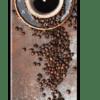 Glasuhr First Coffee