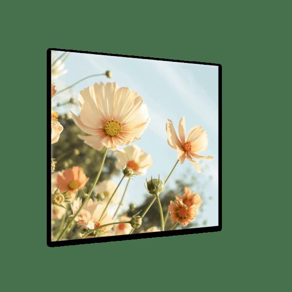 Glasbild Sommergefühle Ansicht schräg