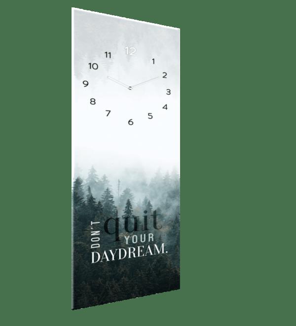 Glasuhr Daydream Ansicht schräg