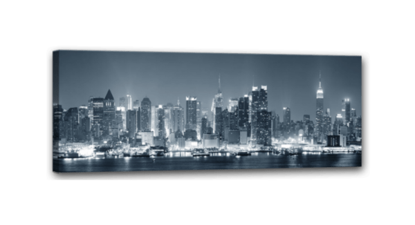 Leinwandbild Manhattan – Panorama