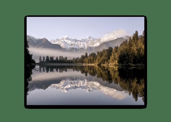 Leinwandbild Neuseeland – Panorama