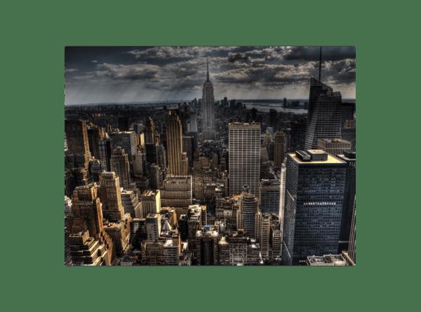 Leinwandbild Manhattan Skyline