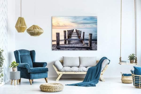 Leinwandbild Baltic im Wohnzimmer