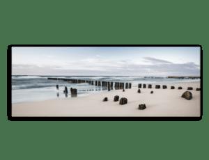 Leinwandbild Rise – Panorama