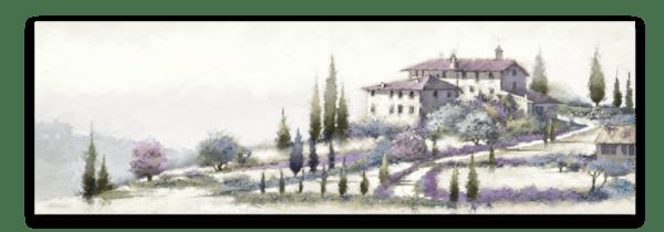 Leinwandbild Tuscany – Panorama