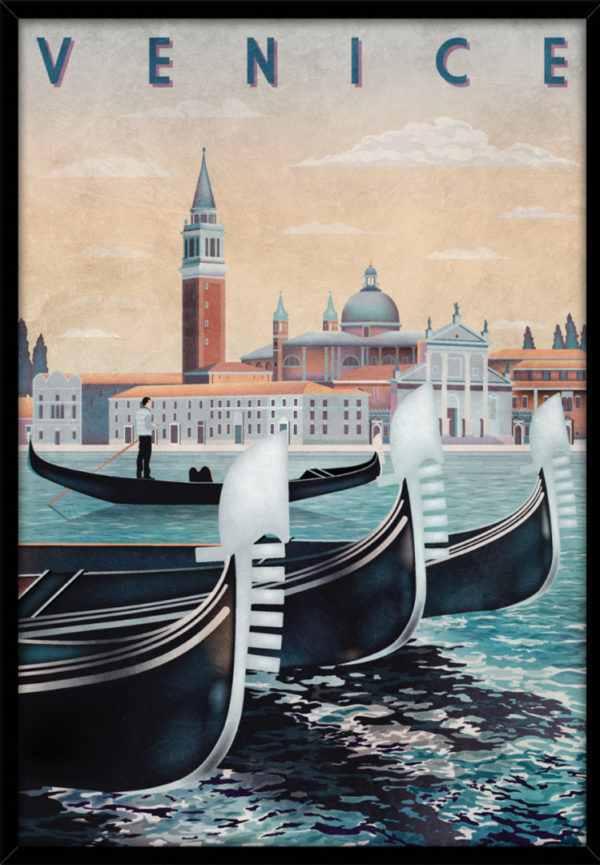 Rahmenbild Venice