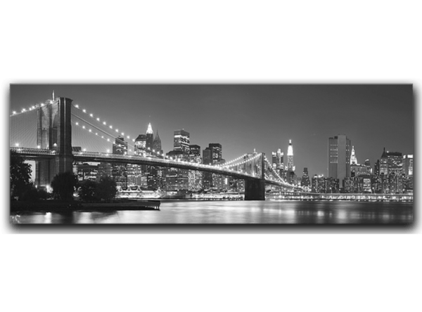 Leinwandbild New York Skyline – Panorama