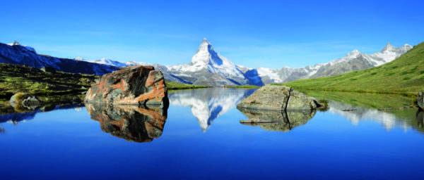 Leinwandbild Matterhorn