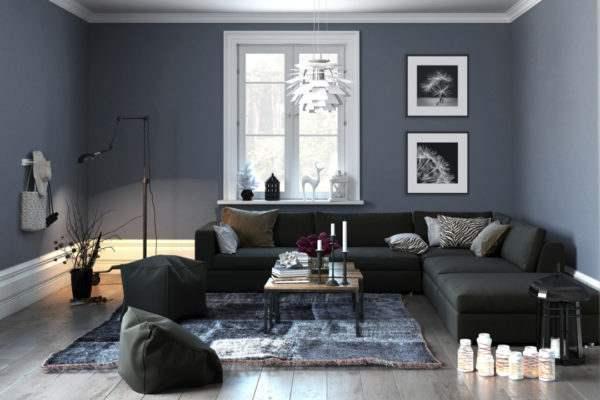Artbox Dandel im Wohnzimmer