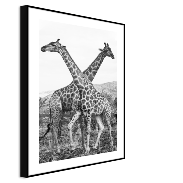 Artbox Giraffe Ansicht schräg