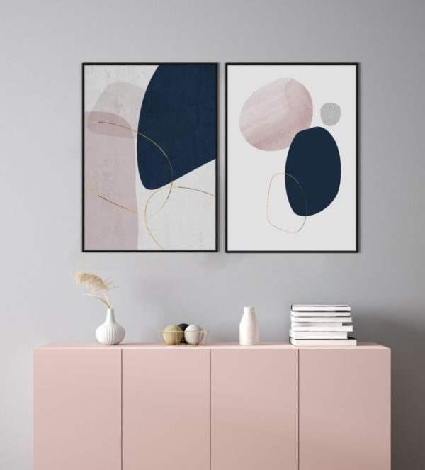 Artbox Wide im Wohnzimmer