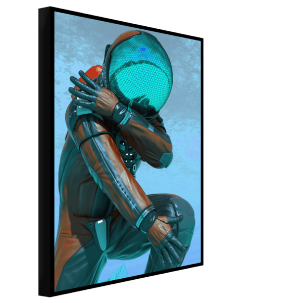 Artbox Astronaut Ansicht schräg