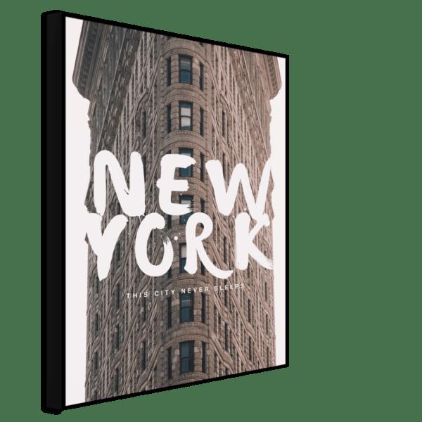 Artbox New York Ansicht schräg