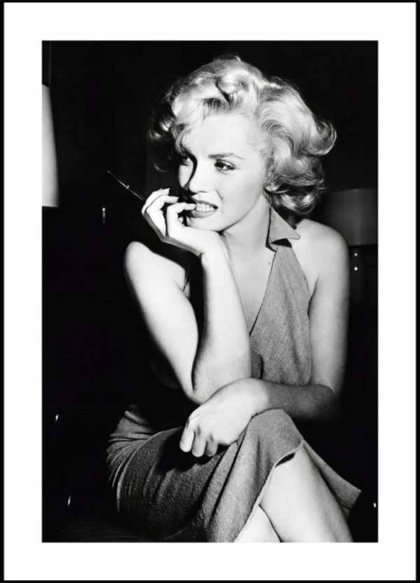 Gerahmtes Bild Marilyn Monroe 4