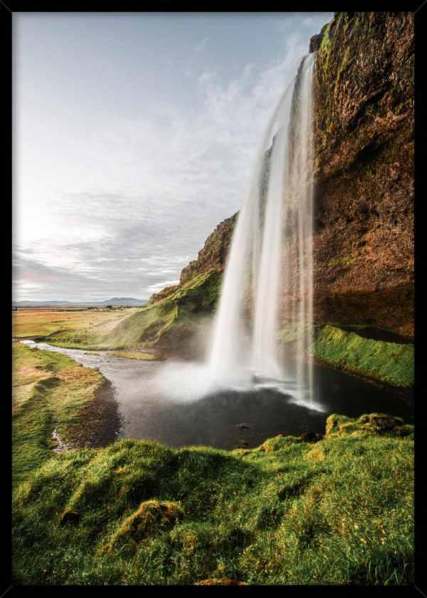 Rahmenbild Waterfall